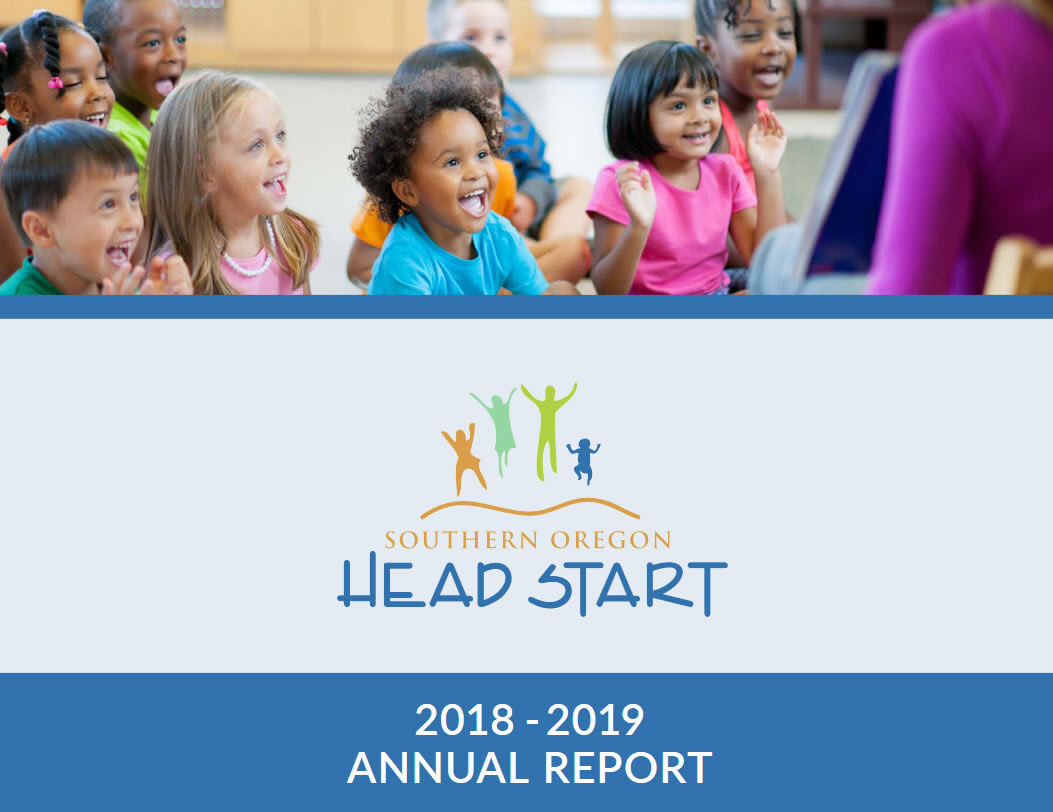 head start annual report preview