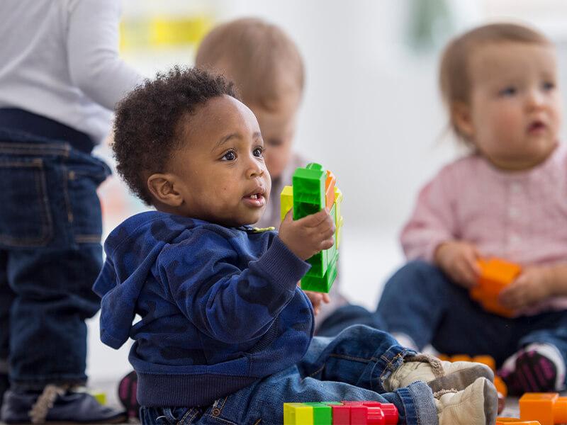 early head start toddler program