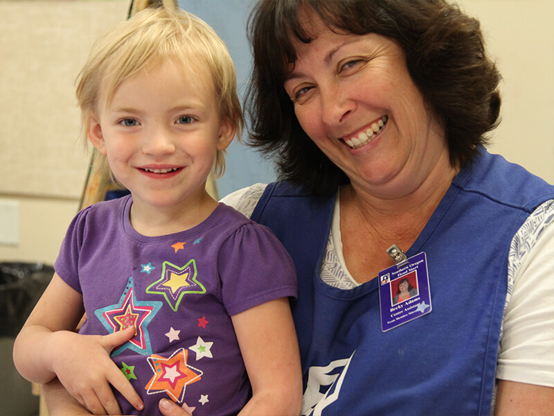 southern oregon head start student