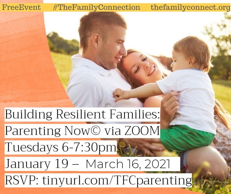 Building Resilient Families: Parenting Now