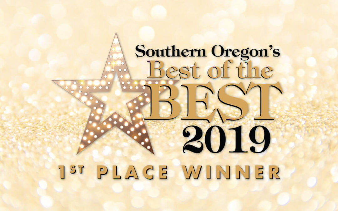"2019 Winner for ""Best Daycare / Preschool"" in Mail Tribune"